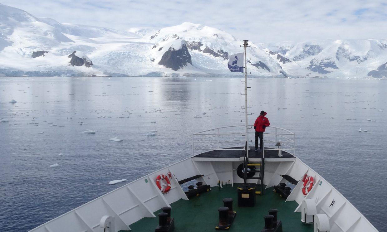 Walter Költsch Antarktis