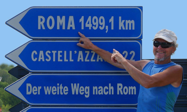 Walter Wärthl nach Rom