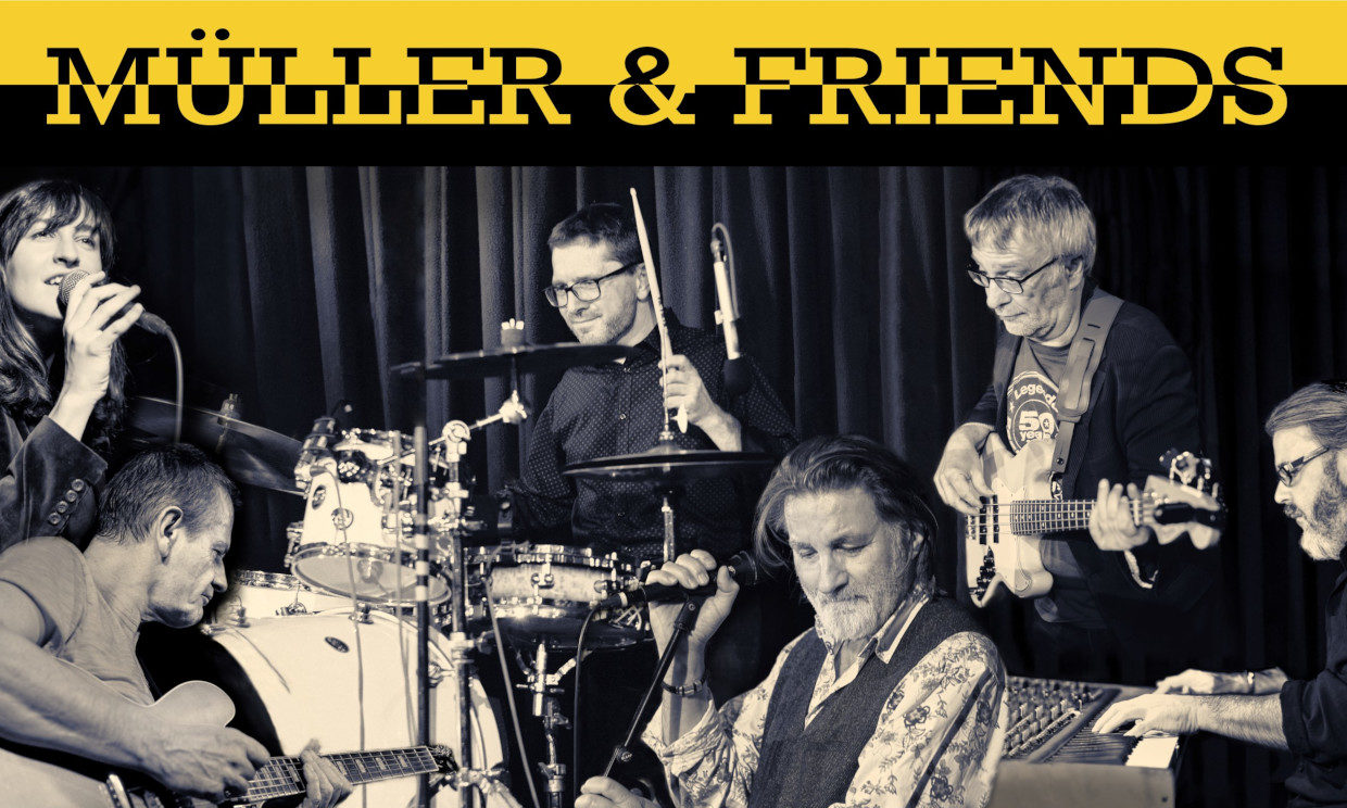 Müller & Friends Neu